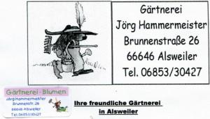 Gärtnerei Alsweiler